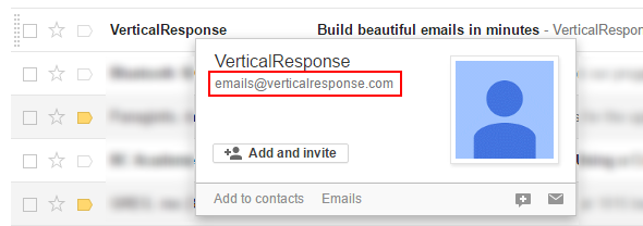 Real Email Address - gmail